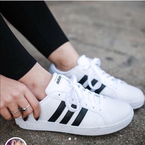 adidas Shoes   Womens Baseline Sneaker